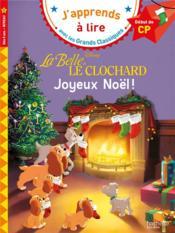 La Belle et le Clochard ; joyeux Noël ! - Couverture - Format classique