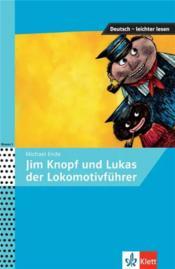 Jim Knopf und Lukas der Lokomotivführer - Couverture - Format classique