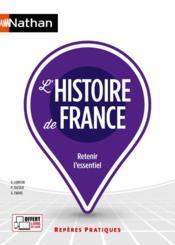 L'histoire de France (édition 2020) - Couverture - Format classique