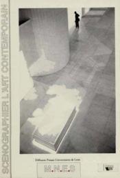 Scenographier L'Art Contemporain - Couverture - Format classique