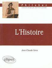 L'histoire - Intérieur - Format classique