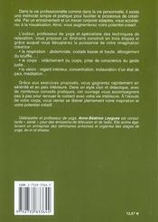 La Visualisation Creatrice - 4ème de couverture - Format classique