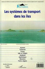 Les Systemes De Transport Dans Les Iles - 4ème de couverture - Format classique