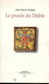 Proces Du Diable Le - Couverture - Format classique