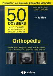 Orthopédie - Intérieur - Format classique