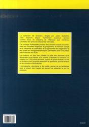 Orthopédie - 4ème de couverture - Format classique