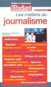 Les métiers du journalisme - Couverture - Format classique