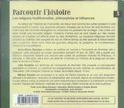 Parcourir L'Histoire Vol 5 (Cd) - 4ème de couverture - Format classique