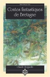 Contes fantastiques de Bretagne - Couverture - Format classique