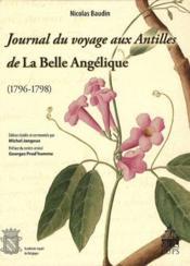 Journal du voyage aux Antilles de la belle Angélique (1796-1798) - Couverture - Format classique