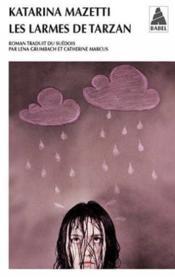 Les larmes de Tarzan - Couverture - Format classique