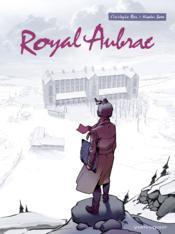 Royal Aubrac t.1 - Couverture - Format classique