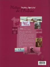 Royal Aubrac t.1 - 4ème de couverture - Format classique