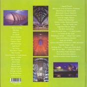 Architecture Contemporaine En Europe (volume 1) - 4ème de couverture - Format classique
