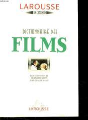 Dictionnaires Des Films - Couverture - Format classique