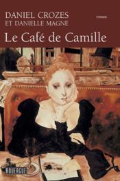 Le café de Camille - Couverture - Format classique