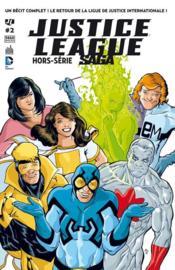 Justice League saga HORS-SERIE N.2 - Couverture - Format classique