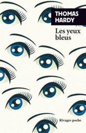 Les yeux bleus - Couverture - Format classique