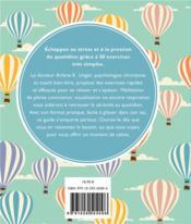 Se relaxer ; 50 exercices de pleine conscience - 4ème de couverture - Format classique