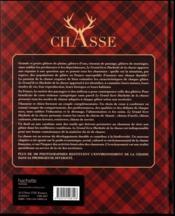 Le grand livre de la chasse - 4ème de couverture - Format classique