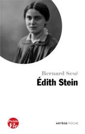 Petite vie de Edith Stein - Couverture - Format classique
