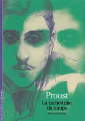 Proust, la cathédrale du temps - Couverture - Format classique