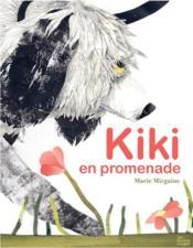 Kiki en promenade - Couverture - Format classique