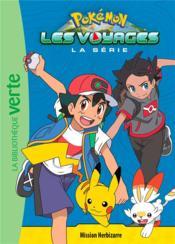 Pokémon - les voyages T.2 ; mission Herbizarre - Couverture - Format classique