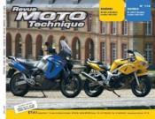Rmt 118.2 Honda Xl1000v 99/01-Suzuki 650 & S 99/01 - Couverture - Format classique