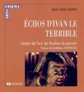 Echos d'ivan le terrible - Couverture - Format classique