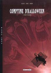 Comptine d'Halloween t.2 ; farces macabres - Intérieur - Format classique