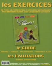 A Nous Le Monde ; Ce1 ; Le Classeur-Guide - Couverture - Format classique