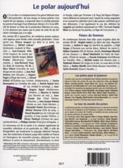 La littérature policière - 4ème de couverture - Format classique