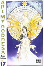 Ah ! my goddess T.17 - Couverture - Format classique