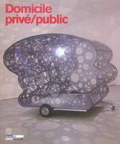 Domicile Prive Public - Intérieur - Format classique