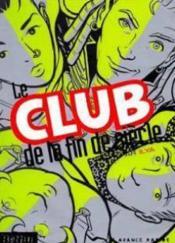 Le club de la fin de siecle - Couverture - Format classique