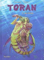 Toran T.2 ; Les Sirenes - Intérieur - Format classique