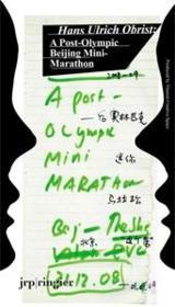 A post-olympic Beijing mini-marathon - Couverture - Format classique
