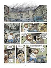 Les pieds nickelés VIP t.1 ; une aventure de Croquignol, Filochard & Ribouldingue - Couverture - Format classique