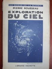 Exploration du ciel - Couverture - Format classique