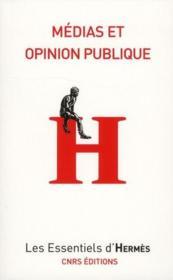 Médias et opinion publique - Couverture - Format classique