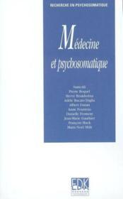Médecine et psychosomatique - Couverture - Format classique