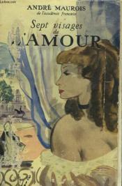 Sept Visages De L'Amour - Couverture - Format classique