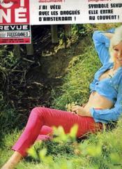 Cine Revue - Tele-Programmes - 50e Annee - N° 35 - L'Alliance - Couverture - Format classique