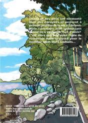 Iléana t.7 ; le recommencement - 4ème de couverture - Format classique
