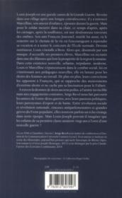 Le maître à la gueule cassée - 4ème de couverture - Format classique