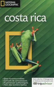 Costa Rica - Couverture - Format classique
