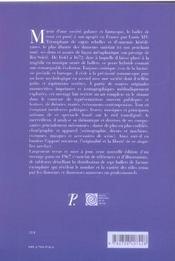 Ballet de cour de louis xiv. (le) - 1643-1672 mises en scene. - 4ème de couverture - Format classique