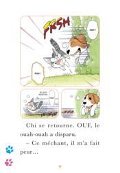 Chi ; une vie de chat T.7 ; un amour de Chi - Couverture - Format classique