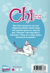 Chi ; une vie de chat T.7 ; un amour de Chi - 4ème de couverture - Format classique
